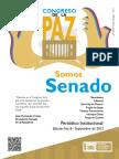 Periódico Somos Senado - Edición 8