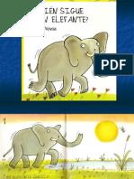 Quie Sigue Al Elefante (Teresa Novoa)