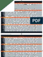 VIFF 2013 MiniGuide Schedule
