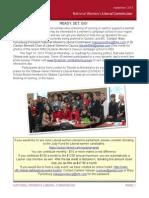 NWLC Newsletter Sept2013