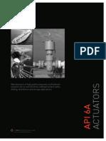 Pneumatic Actuator Information