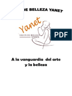 A La Vanguardia Del Arte y La Belleza