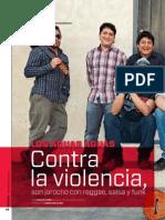 AguasAguas vs Violencia