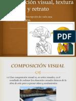 Composición visual, textura y retrato