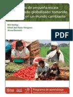 Vorley, Del Pozo y Barnett (2013) - Agricultores de pequeña escala en el mercado globalizado