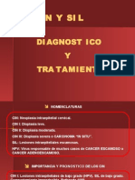 CIN Y SIL Tratamiento y Diagnostico