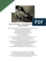 Fear of Intimacy