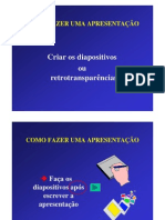 Topicos Para Preparo de Material Visual 2009