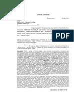Acevedo Transito Eduardo c Telecom Personal s.a s Despido Ofi Afip (Caba)