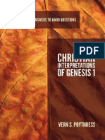 2013 Christian Interpretations of Genesis 1