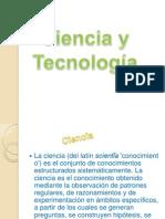 Ciencia y Tecnología.miguel