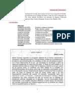 Genealogia Del Racismo-FICHAS FOUCAULT