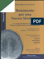 60074771 Testamento Per Una Nuova Medicina Dr Ryke Geerd Hamer 1 Parte