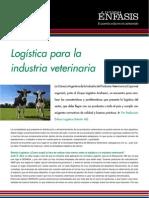 Logística para la industria veterinaria