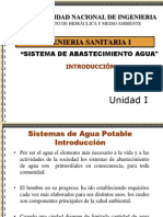 Introducción A. Potable II Parte