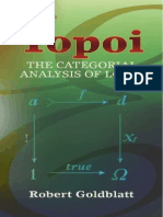 Goldblatt - Topoi, The Categorical Analysis of Logic