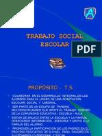 T.S. ESCOLAR