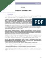 Bases Reforma Salud