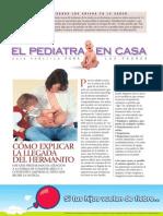BS Pediatria_como Explicar La Llegada Del Hermanito