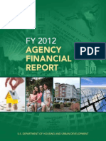 FHA 2012 Annual Report