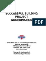 SMACNA Successful Building Project Coordination