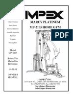 Manual de Gym