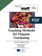 Teaching Methods for Organic Gardening