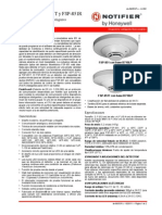 Detector Humo Fsp 851 Fotoelectrico Notifier
