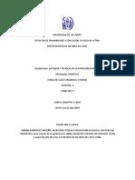 Programa de La Asignatura Metodos y Tecnicas 2009 ula