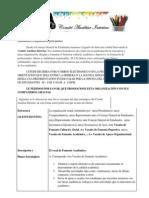 Resumen General Del Comite Auxiliar del CGE