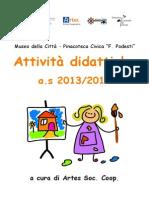 Attività didattiche 2013/2014