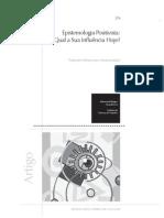 Texto 4-Epistemologia Positivista