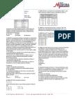 Estrutura Atômica - Exercícios Projeto Medicina