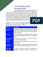 INDICADORES DE TEST BENDER EN NIÑOS.docx