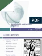 Boli Contagioase Si Vaccinari 2012-2013