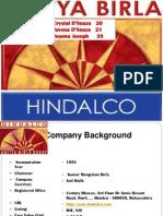 Hindalco Financial Analysis