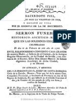 O sacerdote fiel - Beato Diego José de Cadiz