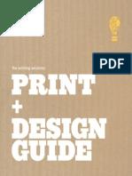 Print + Design Guide