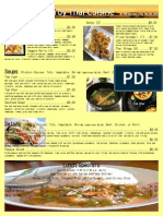 aroy thai cuisine menu
