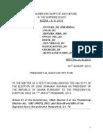 Ghana Court Casio