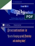 MD 04 Proskrastinasi