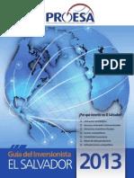 Guia Del Inversionista El Salvador 2013ESP