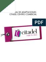NUEVO Manual de Adaptaciones Citadel-JULIO2012