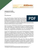 (#)Blumentritt, Martin - Antinomie Des Liberalismus
