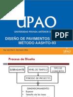 MÉTODO AASHTO 93 - PAVIMENTOS RÍGIDOS