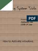 OS PPT Editable