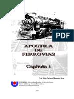 Ferrovias 2010 Capitulo 1 - Introducao