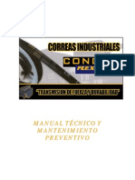 Manual de Correas
