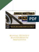 Manual de Correas