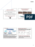 Lecture 4, P-Granular Materials